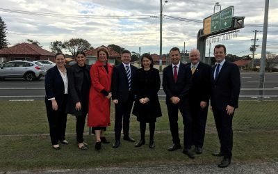 NSW Budget: F6 Extension To Slash Travel Times For South Sydney