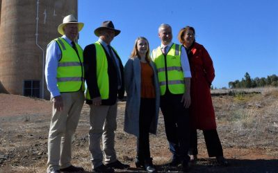 Heavy Vehicle Route Upgrade Complete In NSW Central West