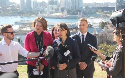 Western Harbour Tunnel And Beaches Link Take Major Steps Forward