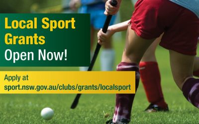 $4.6 Million Grants For Local Sports