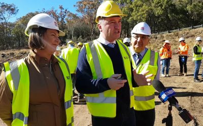 $80 Million Bolivia Hill Upgrade Underway