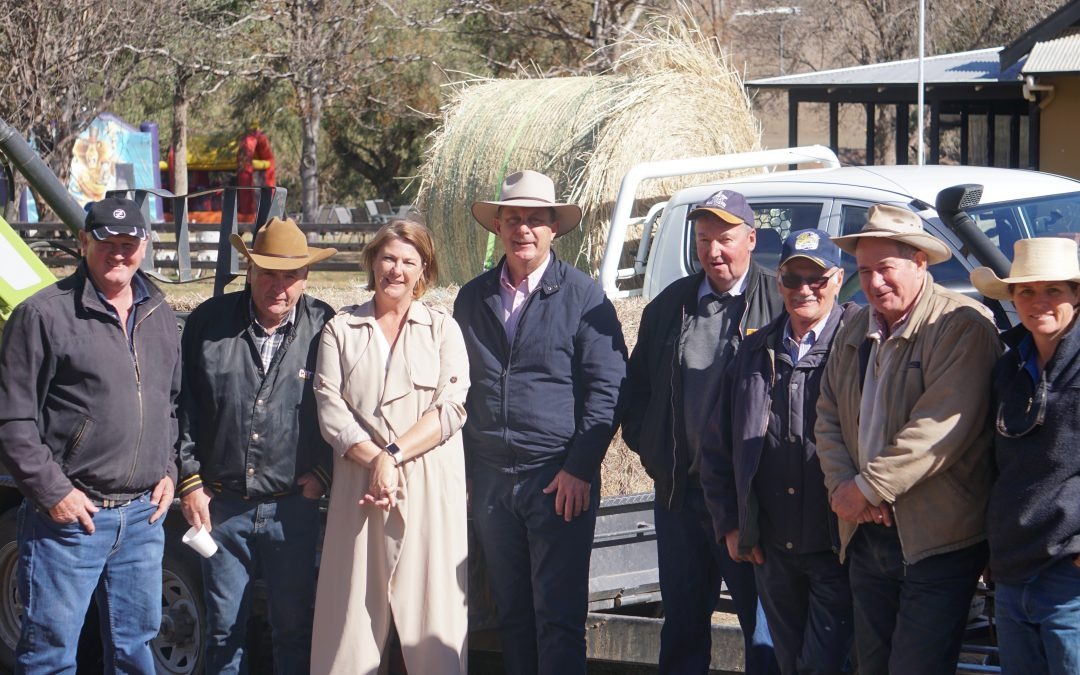 Freight Changes To Support Farmers