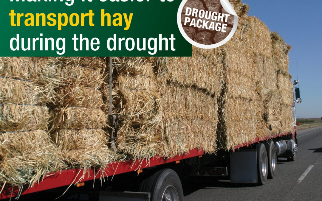 Freight Changes Support Farmers