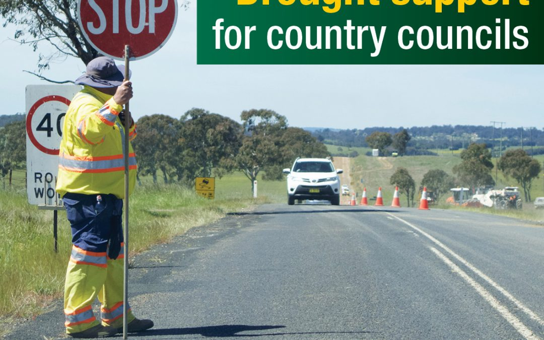 Drought Grants For Freight On Local Roads